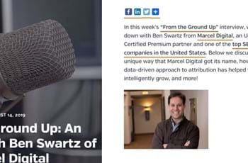 "Ben Swartz's ""From the Ground Up"" Interview with UpCity Teaser"
