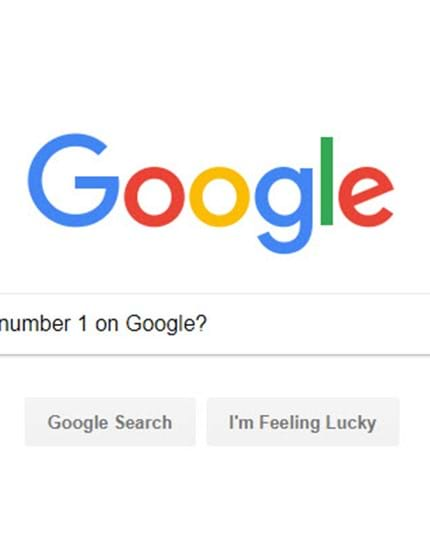 How Can I Rank Number One On Google