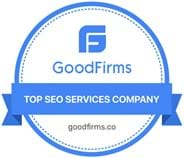 GoodFirms Top SEO Services Company