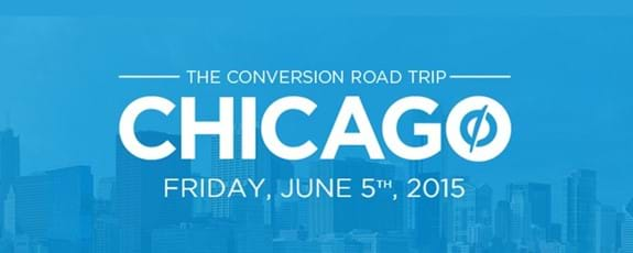 Patrick Attends The Conversion Road Trip In Chicago